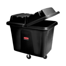 Rubbermaid Commercial Recycling Cube Truck 11969