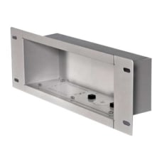 Peerless Recessed Cable Management and Power