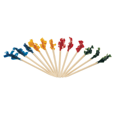 Royal Cellophane Frill Wood Picks 2