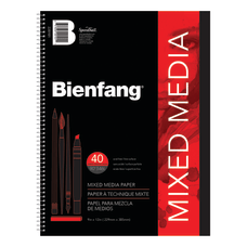 Bienfang Mixed Media Pad 9 x