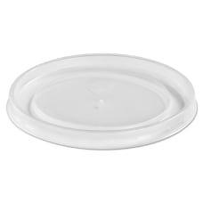 Chinet Plastic High Heat Vented Lids