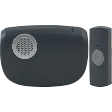 GE Wireless Portable Door Chime with