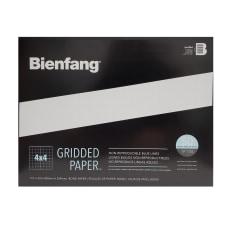 Bienfang Gridded Paper Pad 17 x