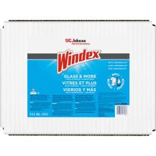 Windex Bag In A Box Glass