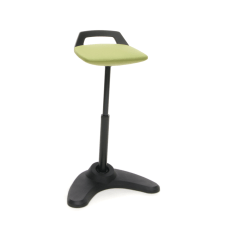 OFM Vivo Height Adjustable Perch Stool