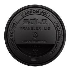Solo Traveler Drink Thru Lids For
