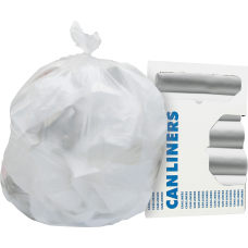 Heritage High Density Can Liners 60