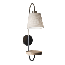 Adesso Jeffrey Wall Lamp 25 H