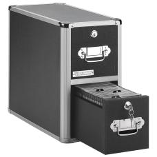 Vaultz 2 Drawer Vertical CD Cabinet