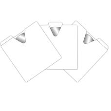 Vaultz CD File Folders Pack Of