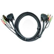 ATEN 2L 7D05U Video USB audio