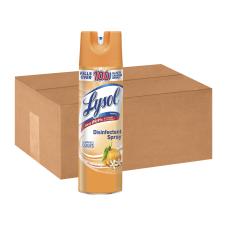 Lysol Citrus Disinfectant Spray Aerosol 19