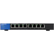 Linksys 8 Port Desktop Gigabit PoE