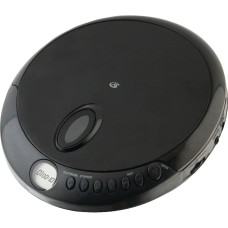 GPX PC301B Compact Disc Player