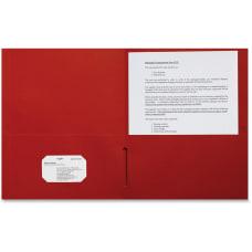 Sparco Leatherette Portfolio 8 12 x