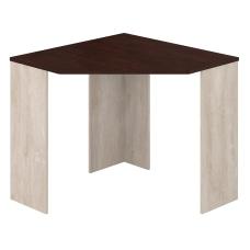 Bush Furniture Townhill Corner Desk Washed