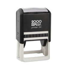 Custom 2000 PLUS Self Inking Stamp