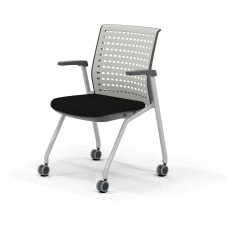 Mayline Thesis Training Chairs GrayLight Gray