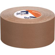 Shurtape PC628 Cloth Gaffers Tape Brown