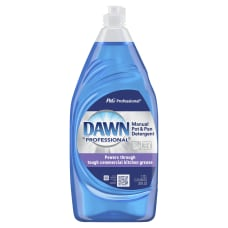 Dawn Professional Dishwashing Liquid 38 Oz