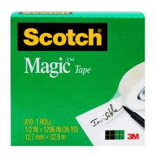 Scotch Magic 810 Tape 12 x