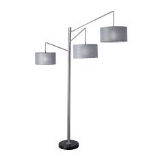 Adesso Wellington Arc Lamp 91 H