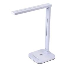 Bostitch Wireless Charging LED Desk Lamp