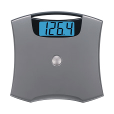 Taylor Digital Bathroom Scale Silver
