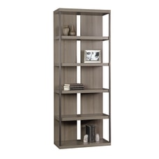 Sauder International Lux 72 5 Shelf