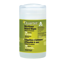 Quartet BoardWipes Dry Erase Board Cleaning