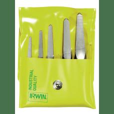 IRWIN Straight Flute Extractor Set 5