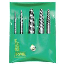 IRWIN Spiral Flute Extractor Set 6
