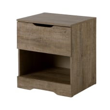 South Shore Holland 1 Drawer Nightstand