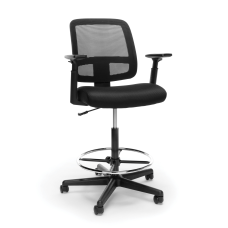 OFM Essentials Mesh Back Task Stool