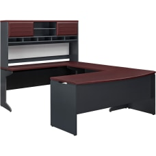 Ameriwood Home Collection U Configuration Desk