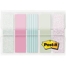 Post it Pastel Color Flags 100