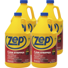 Zep Heavy Duty Floor Stripper Concentrate