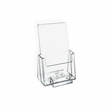Azar Displays Plastic Trifold Brochure Holders
