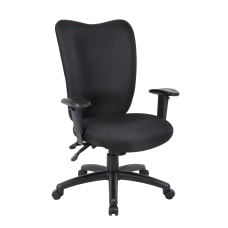 Boss Office Products Extended Comfort Fabric