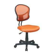 OSP Designs Screen Back Task Chair
