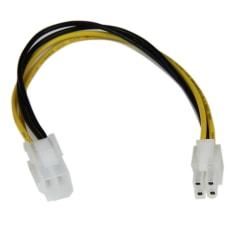 StarTechcom 8in ATX12V 4 Pin P4