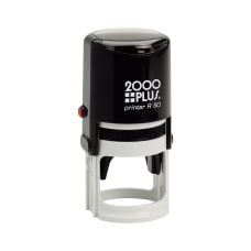 Custom 2000 PLUS Self Inking Notary