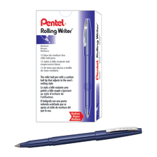 Pentel Rolling Writer Pens Medium Point