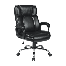 Office Star Work Smart Bonded Leather
