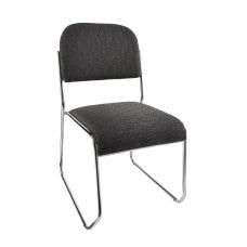 Realspace Sled Base Padded Fabric Seat