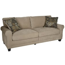 Serta RTA Copenhagen Collection Fabric Sofa