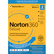 Norton 360 Deluxe For 3 Devices