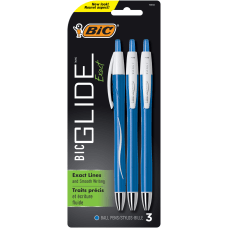 BIC Atlantis Exact Retractable Ballpoint Pens