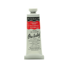 Grumbacher P027 Pre Tested Artists Oil