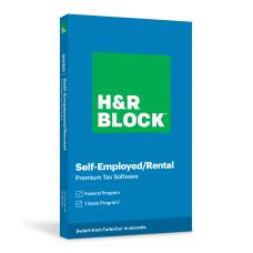 H R Block Premium 2020 Tax